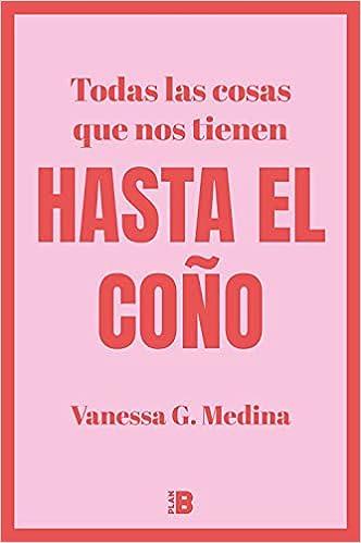 HASTA EL COÃ'O de Vanessa G. Medina