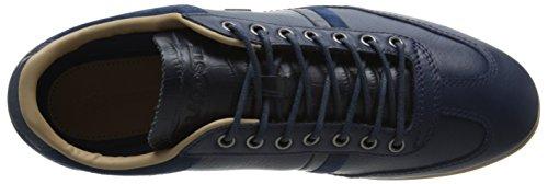 Lacoste Mens Misano 36 Fashion Sneaker Marine