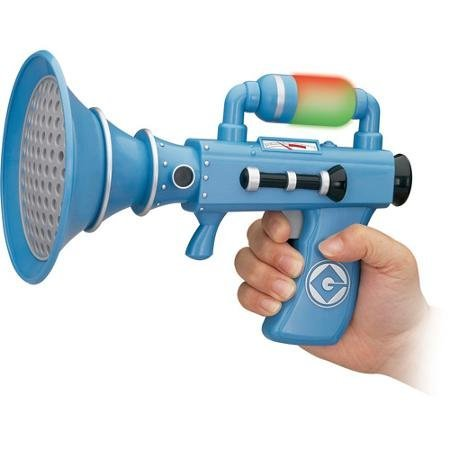 Illuminations Despicable Me 2 Fart Blaster - Press The Trigger for Fart Sounds