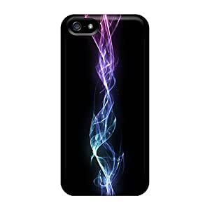Loving Sky Fashion Protective Energy Beam Case Cover For Iphone 5/5s