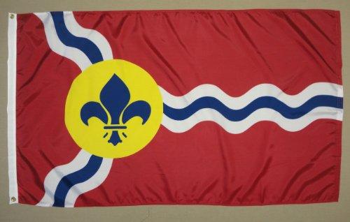 Louis Nylon City Flag - 5