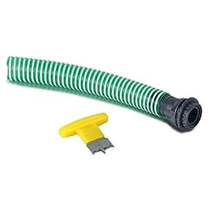 Lluvia toneladas Conector 25mm como Juego para una Conexión Segura Entre Caso Tubo filtro o Lluvia coleccionistas y agua de lluvia tonelada