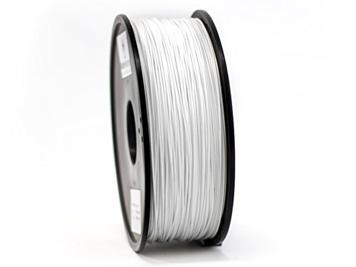 MatterHackers White ABS Filament - 1.75mm