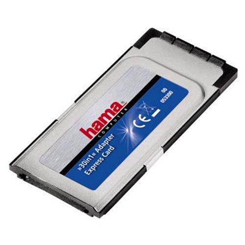 HAMA PCMCIA EXPRESS CARD ADAPTER DRIVER FOR PC