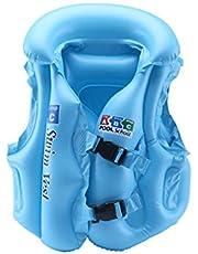 أطفال الأطفال قابل للتعديل نفخ بركة سباحة تعويم السباحة سترة الطفل السباحة الانجراف سترات السلامة للطفل