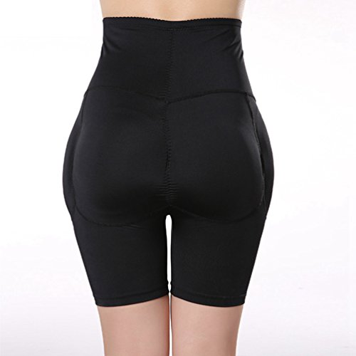 b54d83a040 Amazon.com  Zarbrina Padded Butt Lifter Panties Hip Enhancer with Removable  Pads Womens Shorts  Clothing