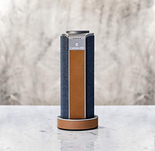 Cavalier Audio Maverick Portable Bluetooth Wi-Fi Speaker with Alexa; Wireless Speaker