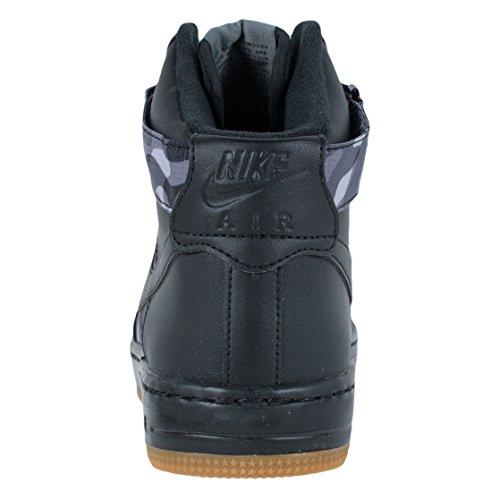 medio nosotros Fuerza del de Gum Grey Af1 Med 5 gris 5 Black Wmns Brown impresión Black Negro lobo Wolf negro Ultra Nike AxXBB6