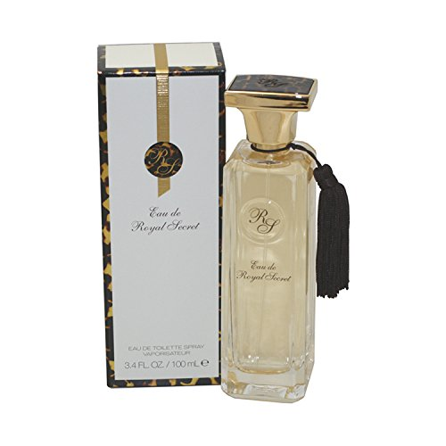 Eau De Royal Secret by Five Star Fragrance for Women - 3.4 o
