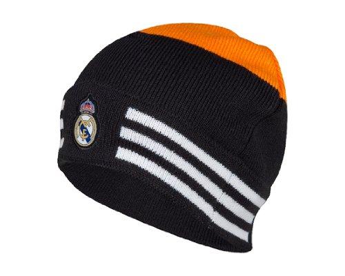 Three Stripe Beanie (Adidas Real Madrid 3-Stripes Woolly (beanie))