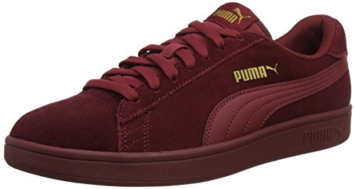 Puma Smash V2, Scape per Sport Outdoor Unisex – Adulto Rosso (Pomegranate-pomegranate-pomegranate 20)