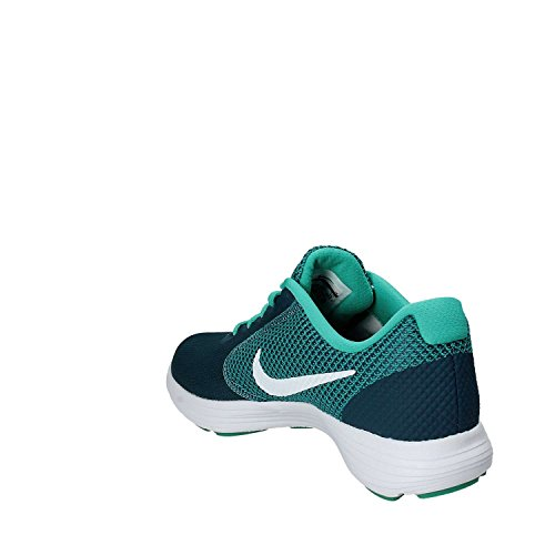 Nike blu maniche Sublimated a Maglietta Nike Uomo Uomo corte 4XZT48rw