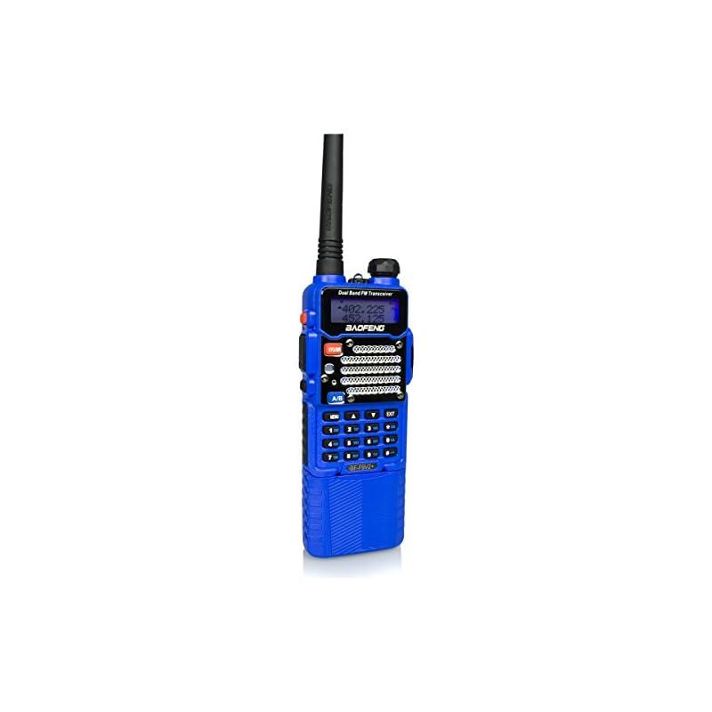 Baofeng Blue BF-F9 V2+ HP 8Watt Tri-Powe