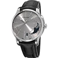 Maurice Lacroix Men's PT6318-SS001130 Pontos Silver Moon Phase Dial Watch from Maurice Lacroix