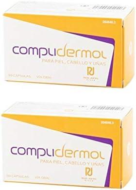 duplo complidermol 100 capsulas(2 cajas de 50 capsulas)