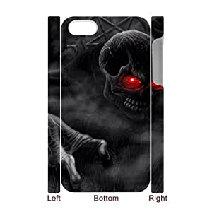 Iphone 4,4S Bloody 3D Art Print Design Phone Back Case Custom Hard Shell Protection DF081006