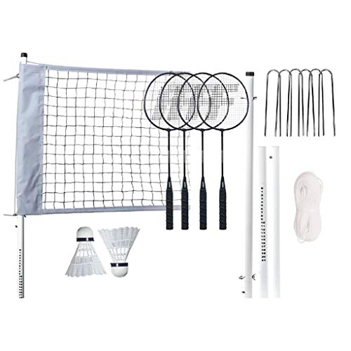 Franklin Sports Professional Badminton Set One Size