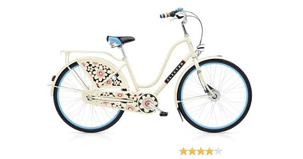 Bicicleta holandesa Electra Bike Amsterdam Fashion 3i ladies beige ...