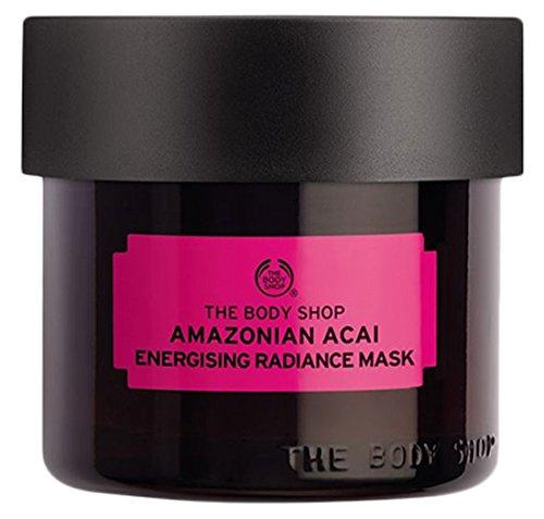 The Body Shop Amazonian Acai Energizing Radiance Face Mask, 2.9 Oz -