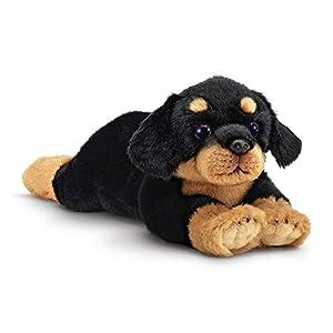 Bearington Gunner Rottweiler Plush Stuffed Animal Puppy Dog, 15 inches 2