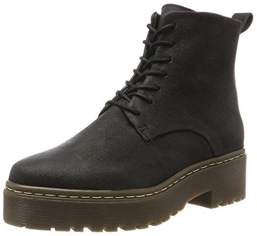 Scarpa Biz Damen Binnaz Combat Boots Schwarz (cb Wash Black)