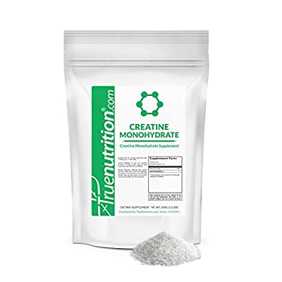 True Nutrition Creatine Powder | 3rd Party Tested | Made in the USA |