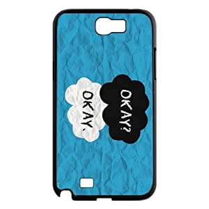 Print Your Own Image 577YHJ564 Phone Case For Samsung Galaxy Note 2 N7100 Case Cover With Okay Okay ATR016567
