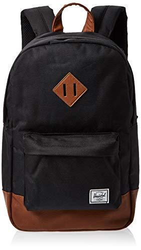 Herschel Heritage Mid-Volume Backpack-Black