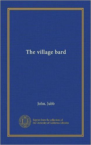 The village bard