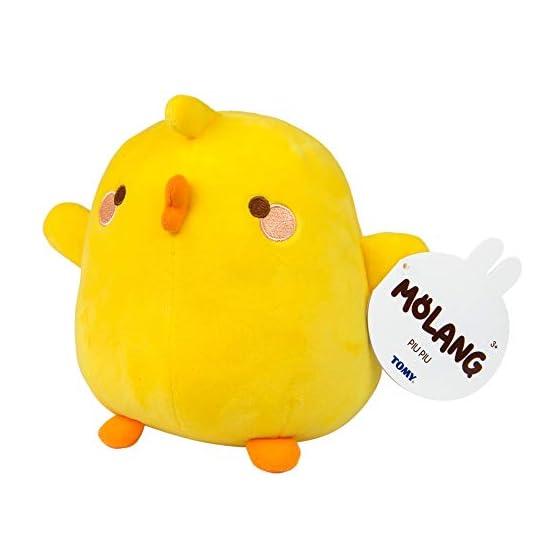 Piu Piu Plush | Molang Baby Chick Plush 3