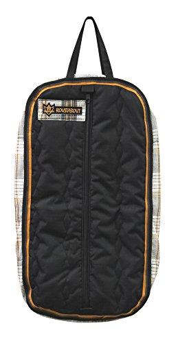 Kensington Slate (Kensington Signature Halter & Bridle Bag, Black/Citrus Slate, One Size)