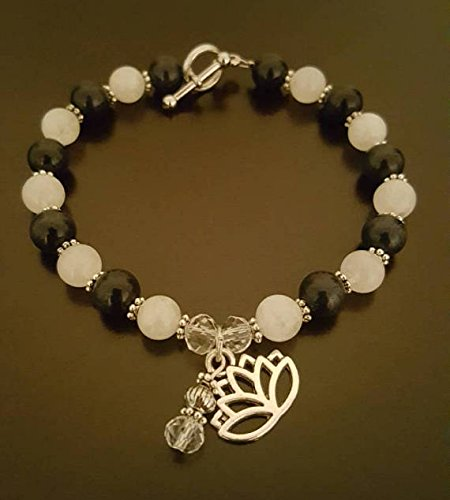 Rainbow Moonstone Handmade Protection Bracelet