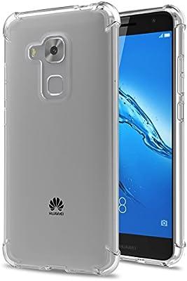 MoKo Huawei Nova Plus Funda - Anti-Arañazos Híbrido TPU Case de ...