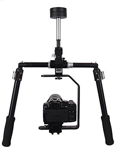 Alzo Smoothy Rig Video Camera Stabilizer (Black)