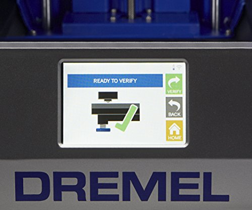 Dremel 3D40-EDU Idea Builder 2.0 3D Printer for Education, Wi-Fi Enabled with Curriculum-Based Lesson Plans