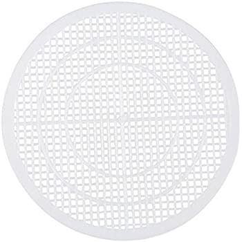 this item awebuy shower filter drain protector hair catcher bath tub hair stopper for multiple drain sizes per pack two finger pins keep shower filter in