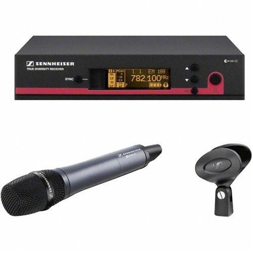 Sennheiser EW 135 G3 Handheld Wireless System - A-1 Band (Freq. 470MHz-516 MHz) by Sennheiser