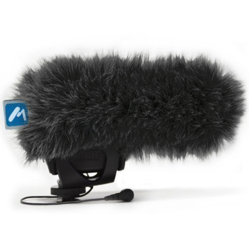 Micover Slipover Windscreen for RODE VideoMic Pro - Windscreen Micover
