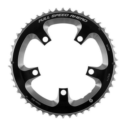 Fsa Super Road Bicycle - FSA Super Road Chainring Black, 110x52t