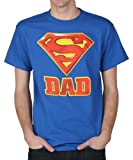 Superman – Dad's Super T-Shirt Size XL
