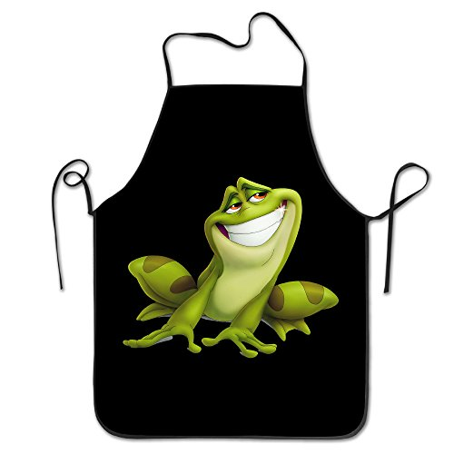 The Princess And The Frog Durable Lockrand Apron One Size