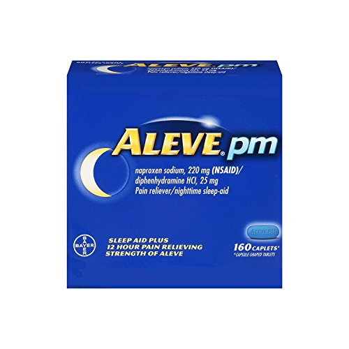 Aleve PM 160 ct product image