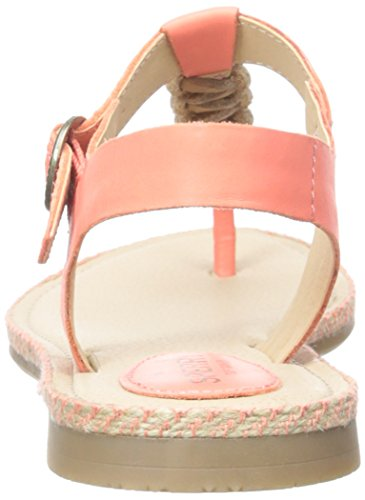 Sperry Womens Anchor Away Dress Sandal Coral