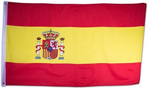 SCAMODA Banderas federales y estatales de Material Resistente a la ...