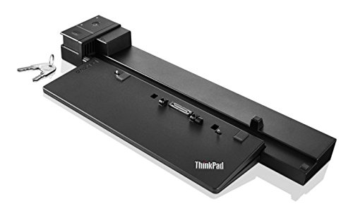 Lenovo Thinkpad 230W Workstation Dock - 40A50230US (Compatible with P50, P51, P70, P71 Models) by Lenovo