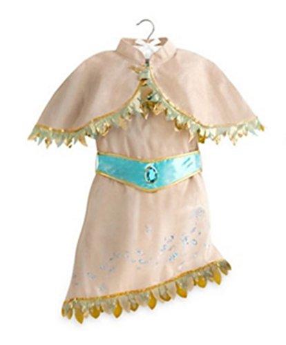 [Disney Store Pocahontas Costume Dress for Girls ~ Size 9/10] (Pocahontas Costumes For Kids)