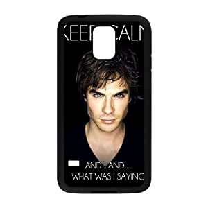 The Vampire Diaries Brand New Cover Case for SamSung Galaxy S5 I9600,diy case cover ygtg-338046