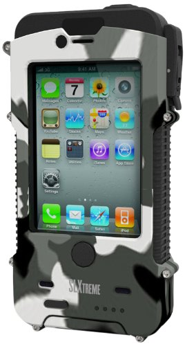 Snow Lizard SLXtreme Case for iPhone 4 and 4S, Urban Camo by Otis Technology