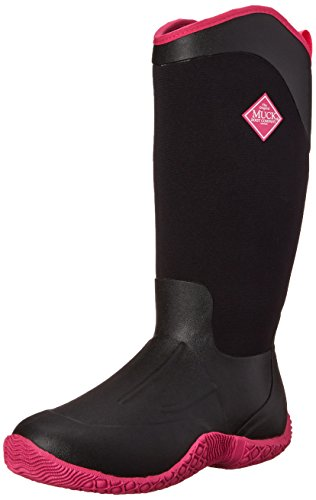 II Tack Equestrian MuckBoots Hot Women's Black Tall Boot Pink Work q6w6ITfE5