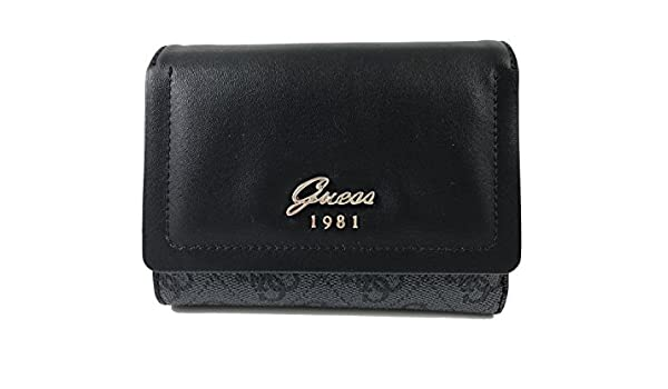 GUESS Jacqui SLG Small Trifold Coal: Amazon.es: Equipaje